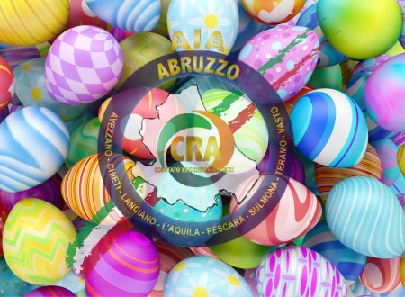 Auguri di Buona Pasqua dal CRA Abruzzo…