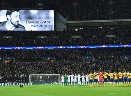 Minuto di raccoglimento sui campi di calcio della LND in memoria di Astori