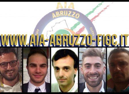 2018-2019: PRIMA RIUNIONE DI COMITATO DEL NUOVO C.R.A. ABRUZZO