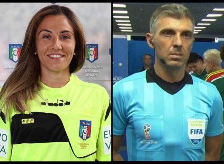Francesca Di Monte confermata internazionale…