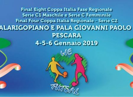 COPPA ITALIA FUTSAL: LE DESIGNAZIONI