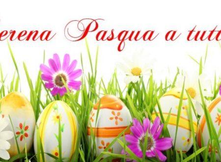 Auguri di Buona Pasqua 2019…