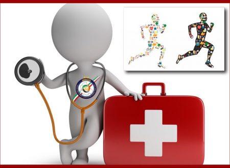 Nuova area medica/atletica sul sito…