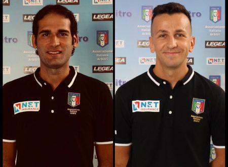 Esordio in Serie B…