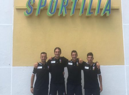 Anche la CAN B a Sportilia…