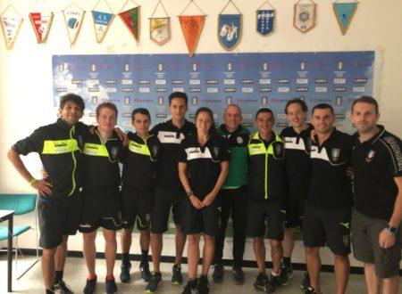 Anche la CAN 5 al raduno di Sportilia…
