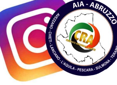 Nuovo profilo Instagram del Cra Abruzzo…